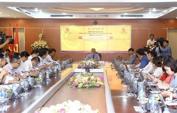 Efectuaran primer foro sobre desarrollo de empresas tecnologicas en Vietnam hinh anh 1