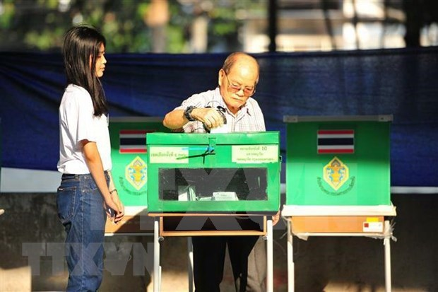 Anunciara Tailandia con anticipacion resultados oficiales de las elecciones generales hinh anh 1