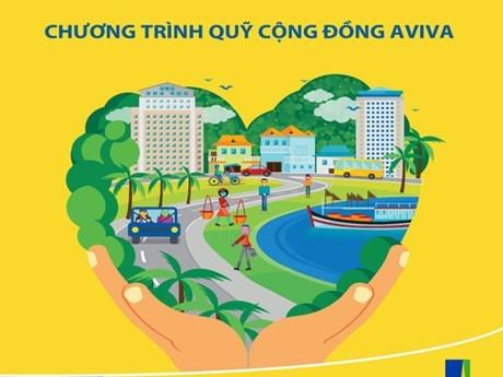 Financiara grupo internacional Aviva proyectos comunitarios en Vietnam hinh anh 1