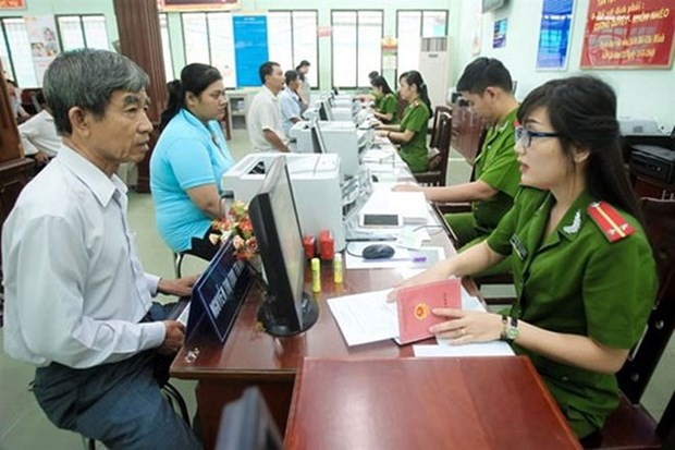 Conectaran en Vietnam este ano las bases de datos de poblacion en un sistema nacional hinh anh 1