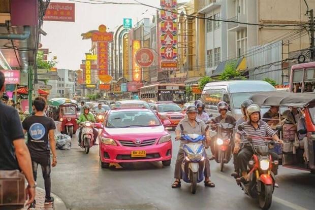 Estudia Tailandia aplicacion de sanciones de transito similares a las de Japon hinh anh 1