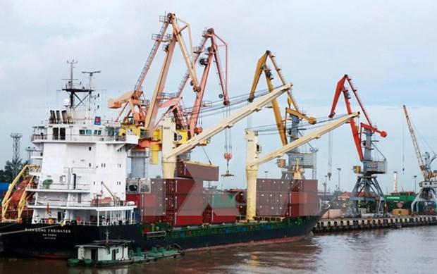Aumentan exportaciones de Vietnam en primer cuatrimestre de 2019 hinh anh 1