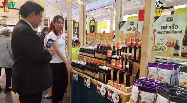Presentara Vietnam sus productos en mercado tailandes hinh anh 1