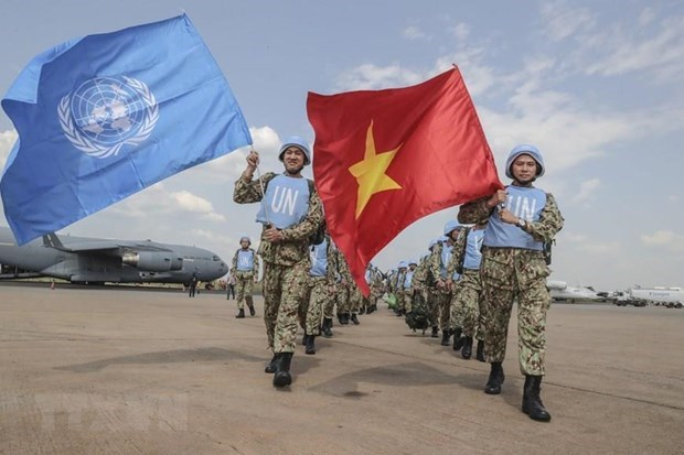 Reitera Vietnam necesidad de invertir en capacitacion para operaciones de paz de ONU hinh anh 1