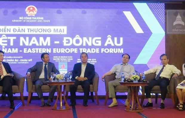 Promueven en Vietnam ampliacion del comercio con paises de Europa Oriental hinh anh 1