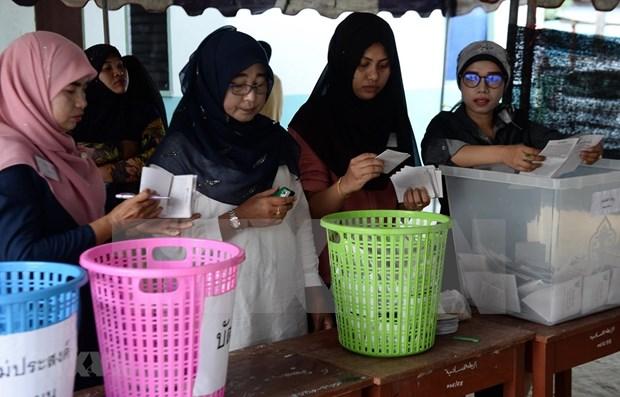 Anuncia Tailandia lista de diputados que integraran la Camara de Representantes hinh anh 1