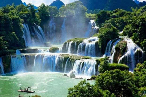 Cascadas vietnamitas entre las mas bellas del mundo: MSN hinh anh 1