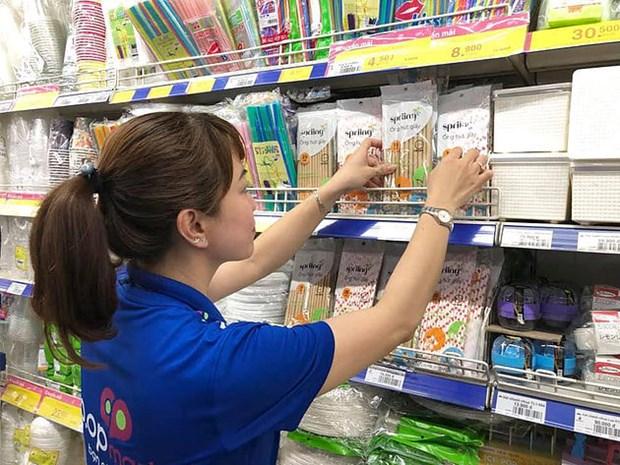 Aumentan comercios de Vietnam acciones para la proteccion del medio ambiente hinh anh 1