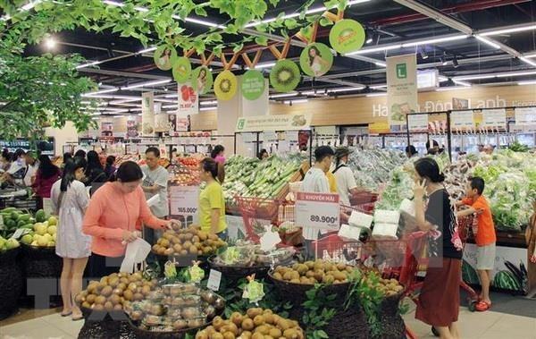 Mantiene estabilidad precio de los alimentos en Ciudad Ho Chi Minh hinh anh 1