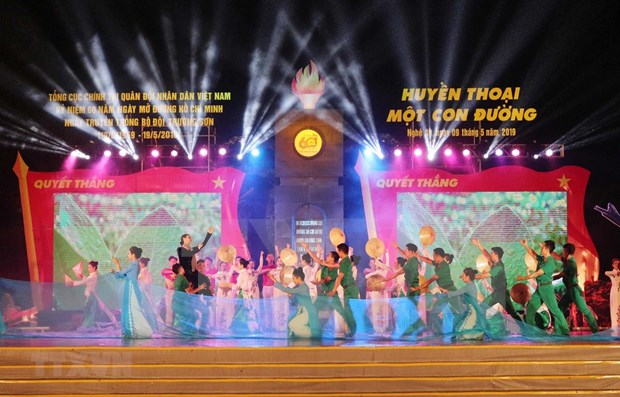 Conmemoran aniversario 60 de apertura de la legendaria ruta Ho Chi Minh hinh anh 1