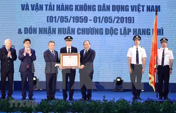 Conceden orden de Trabajo a entidad precursora de Vietnam Airlines hinh anh 1