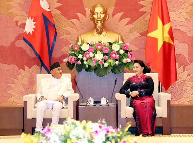 Proyectan apertura de ruta aerea directa entre Vietnam y Nepal hinh anh 1