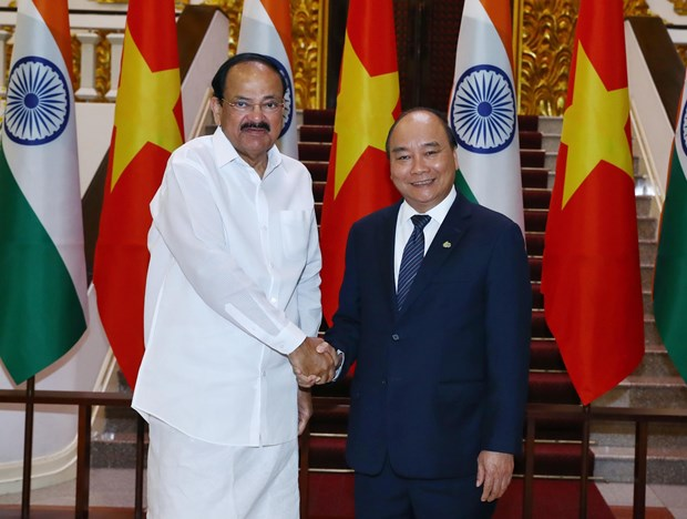Vietnam y Nepal emiten declaracion conjunta hinh anh 1