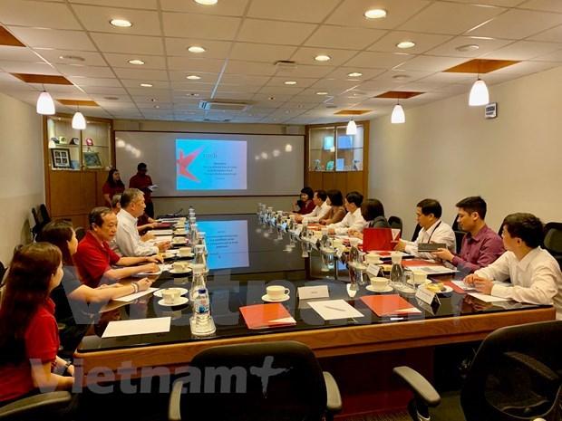 Vietnam y Singapur promueven intercambio entre pueblos hinh anh 1
