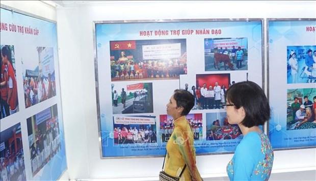 Cruz Roja de Vietnam lanza Mes de Accion Humanitaria 2019 hinh anh 1
