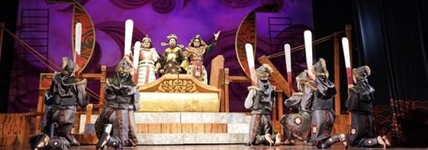 Resaltan en Vietnam obras de Opera clasica y Dramas Folcloricos hinh anh 1