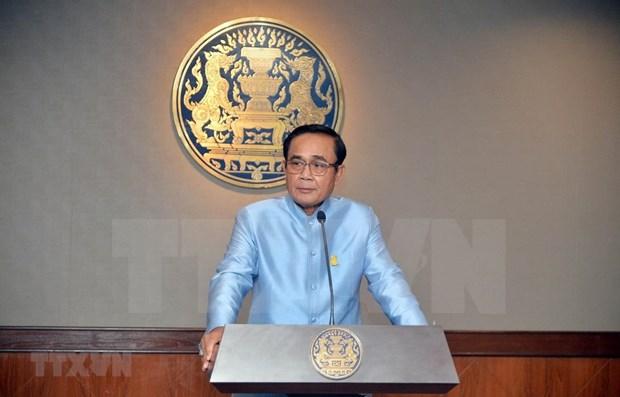 Exigen partidos tailandeses condiciones para unirse a coalicion gobernante hinh anh 1