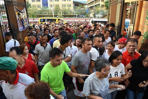 Realizan en Filipinas elecciones de medio termino hinh anh 1