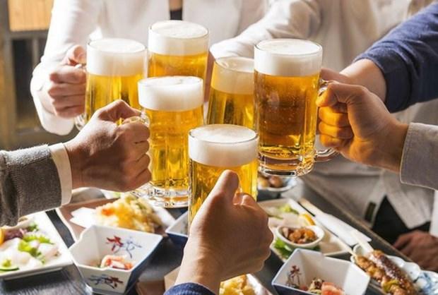 Vaticinan que consumo de cerveza en Vietnam ascendera a casi ocho mil millones de dolares en 2019 hinh anh 1