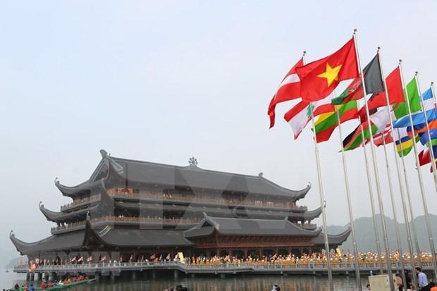 Destacan que celebracion de Dia de Vesak en Vietnam evidencia libertad religiosa hinh anh 1