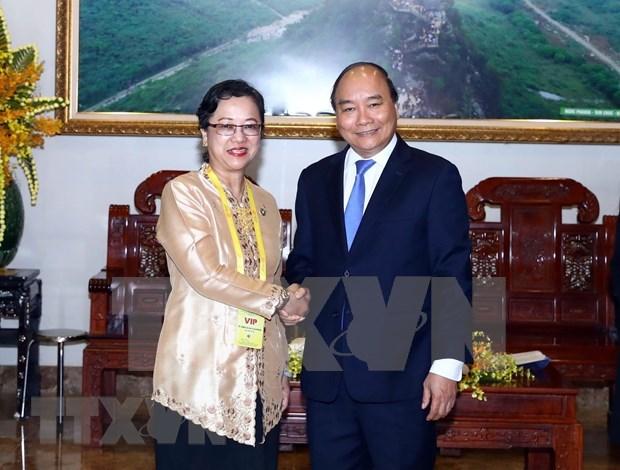 Vietnam exhorta por mayor cooperacion con Comision Economica y Social de Asia-Pacifico hinh anh 1