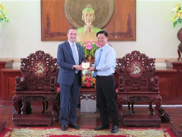 Facilitara ciudad vietnamita de Can Tho inversiones canadienses en agricultura de alta tecnologia hinh anh 1