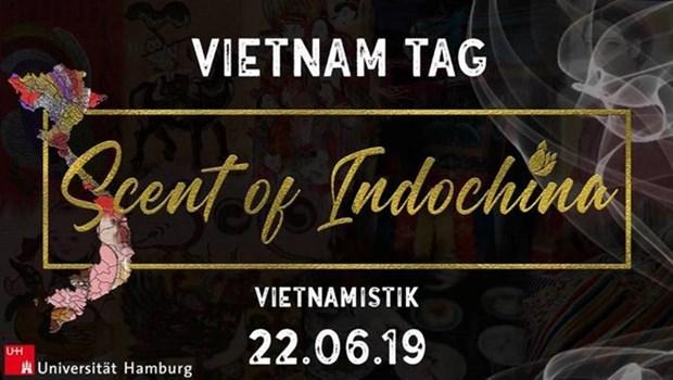 Efectuaran en Alemania Dia de Vietnam en el marco del centenario de Universidad de Hamburgo hinh anh 1