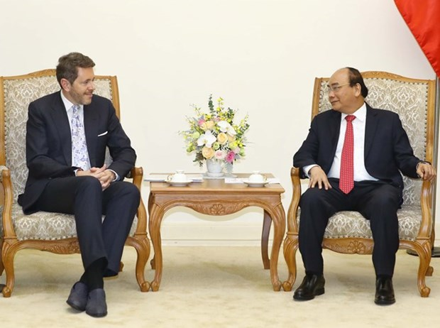 Primer ministro insta a empresas austriacas a invertir en Vietnam hinh anh 1