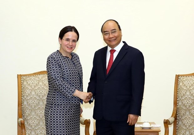 Vietnam y Rumania intensifican cooperacion hinh anh 1