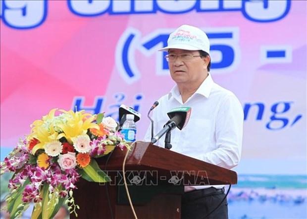 Lanzan en Vietnam Semana Nacional de Prevencion de Desastres Naturales-2019 hinh anh 1
