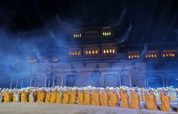 Elogia la prensa internacional celebracion de Dia de Vesak 2019 en Vietnam hinh anh 1