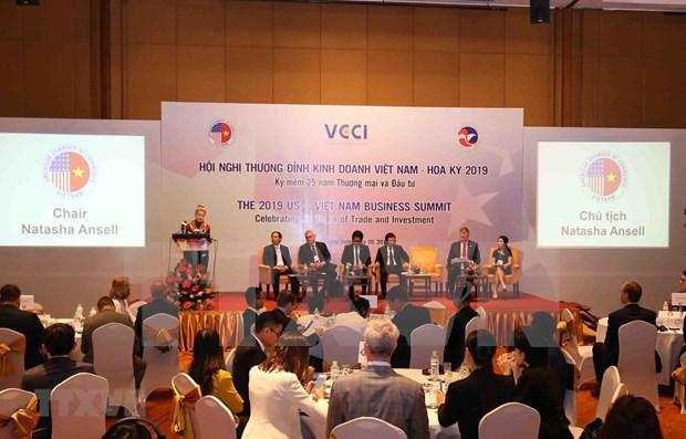 Espera Vietnam recibir mas inversion directa de EE.UU. hinh anh 1