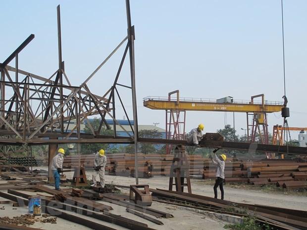 Inicia grupo vietnamita Hoa Phat exportaciones de alambre de acero a Malasia hinh anh 1