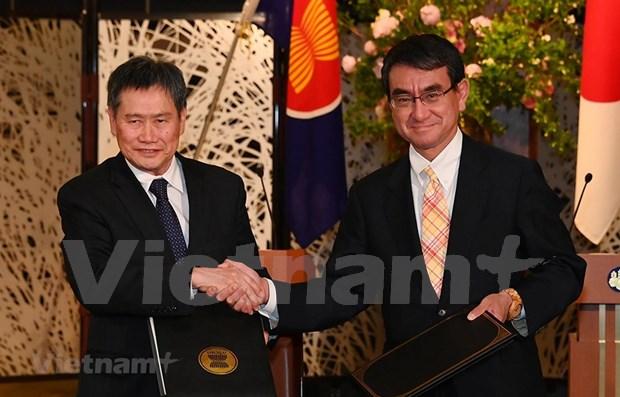 Fortalecen ASEAN y Japon cooperacion tecnica hinh anh 1