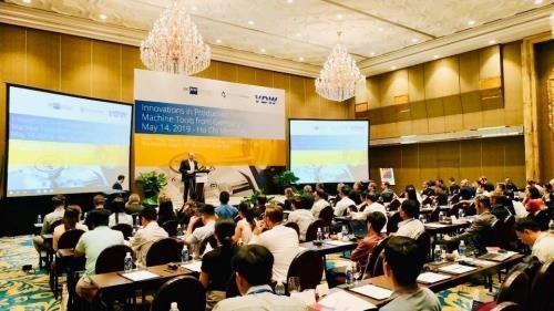 Empresas alemanas buscan ampliar su cooperacion con Vietnam hinh anh 1