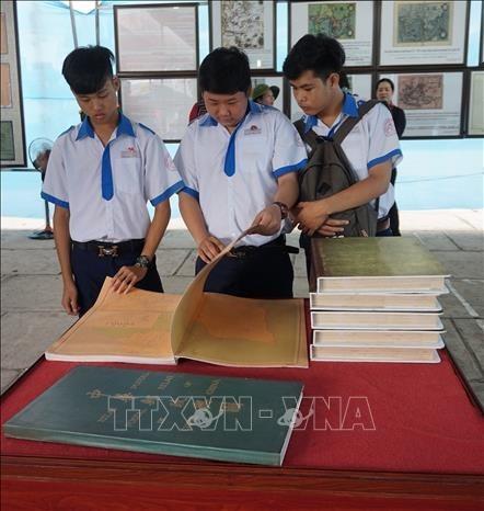 Exposicion reafirma soberania vietnamita sobre archipielagos en Mar del Este hinh anh 1