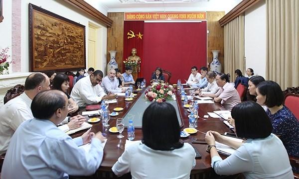 Asignara el Banco Mundial ayuda al Seguro Social de Vietnam para gestion del fondo de pensiones hinh anh 1