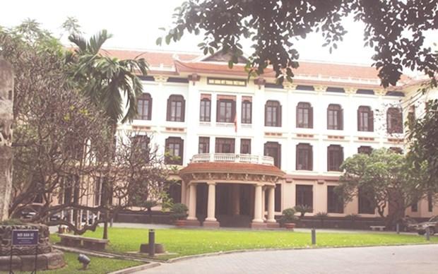Museo de Bellas Artes de Vietnam abre sus puertas gratuitamente hinh anh 1