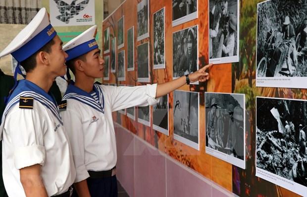 Conmemoran en Da Nang aniversario 60 de apertura de la legendaria ruta Ho Chi Minh hinh anh 1