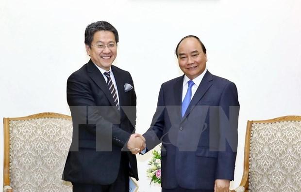 Recaba Premier de Vietnam respaldo del Banco de Cooperacion Internacional de Japon hinh anh 1