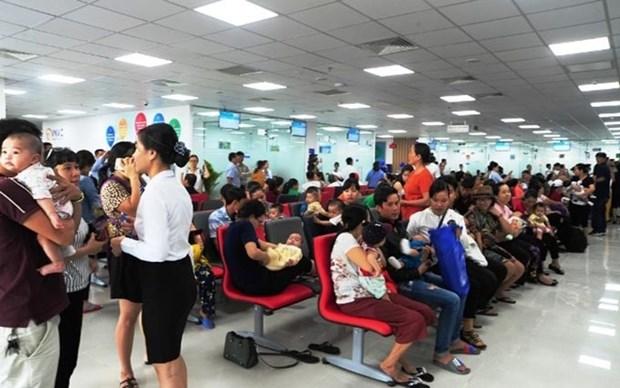 Inauguran el mayor centro de vacunacion de Vietnam hinh anh 1