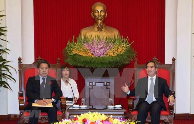 Insta Vietnam a inversiones japonesas en proyectos de energia, transporte e infraestructura hinh anh 1