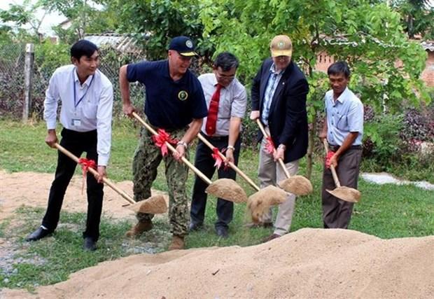 Patrocina Programa de Asociacion del Pacifico modernizacion escolar en Vietnam hinh anh 1