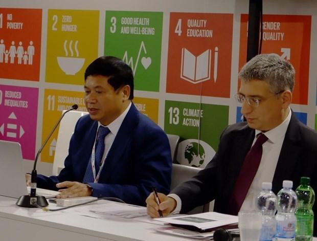 Vietnam se compromete a participar activamente en red de cooperacion internacional hinh anh 1