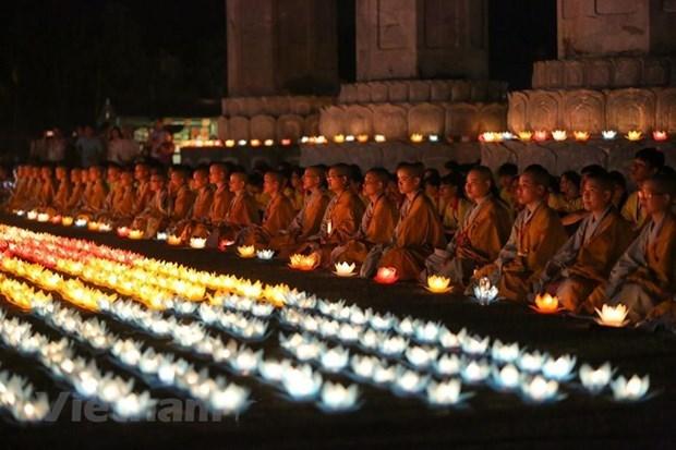 Destaca ONU valores atemporales del budismo en ocasion del Dia de Vesak hinh anh 1
