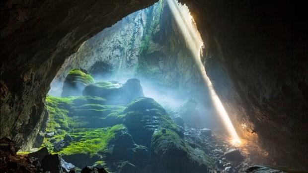 Divulgan por CNN imagenes de la gruta vietnamita Son Doong, la mayor del mundo hinh anh 1