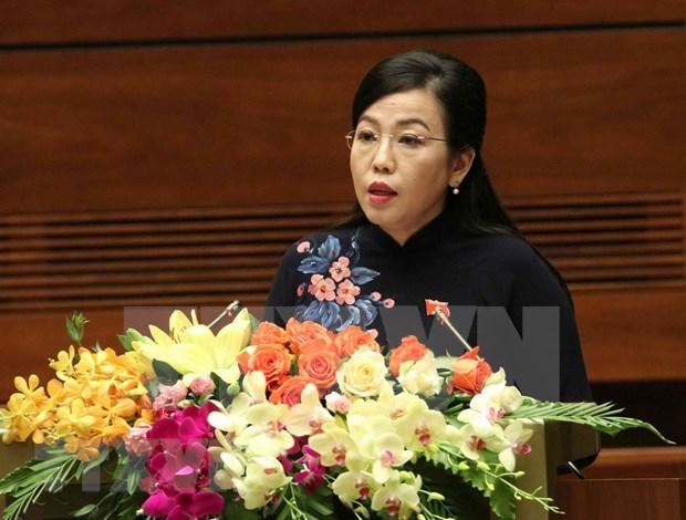 Resuelven mas de dos mil opiniones de electores enviadas a la Asamblea Nacional hinh anh 1