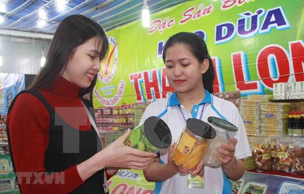 Promueven uso de productos domesticos en provincia vietnamita de Bac Giang hinh anh 1