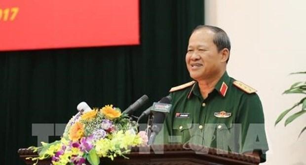 Fortalece Vietnam relaciones de defensa con Belarus y Rusia hinh anh 1