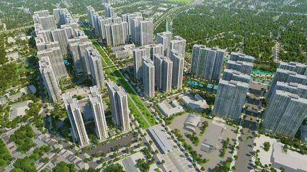 Reconocen a Vinhomes Smart City de Vietnam entre mejores urbes inteligentes en Asia hinh anh 1